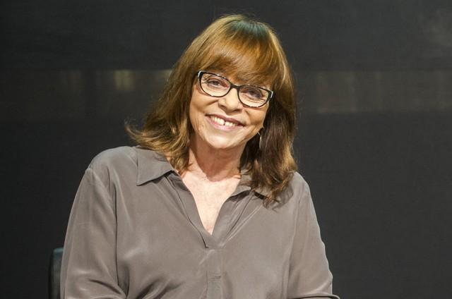Gloria Perez (Foto: João Miguel Júnior/Globo)