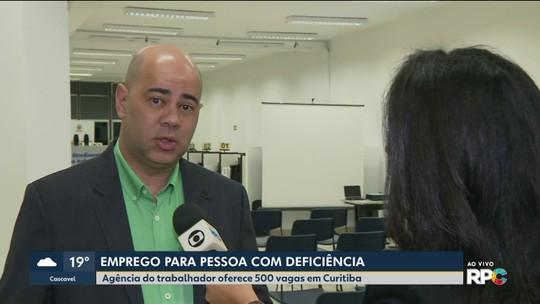Confira vagas de emprego que estão disponíveis nas Agências do Trabalhador no interior do Paraná