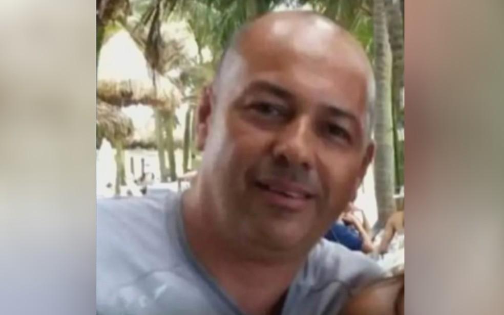 Sandro Pereira foi morto após briga por imóvel em Formosa — Foto: Reprodução/TV Anhanguera