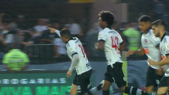 Gols, lances com VAR e melhores momentos: veja os vídeos de Vasco 1x1 Athletico