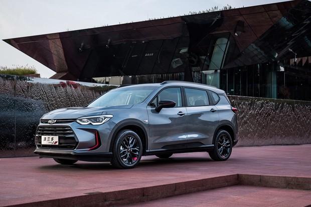 Chevrolet Orlando será a base do estilo da nova Spin (Foto: Divulgação)