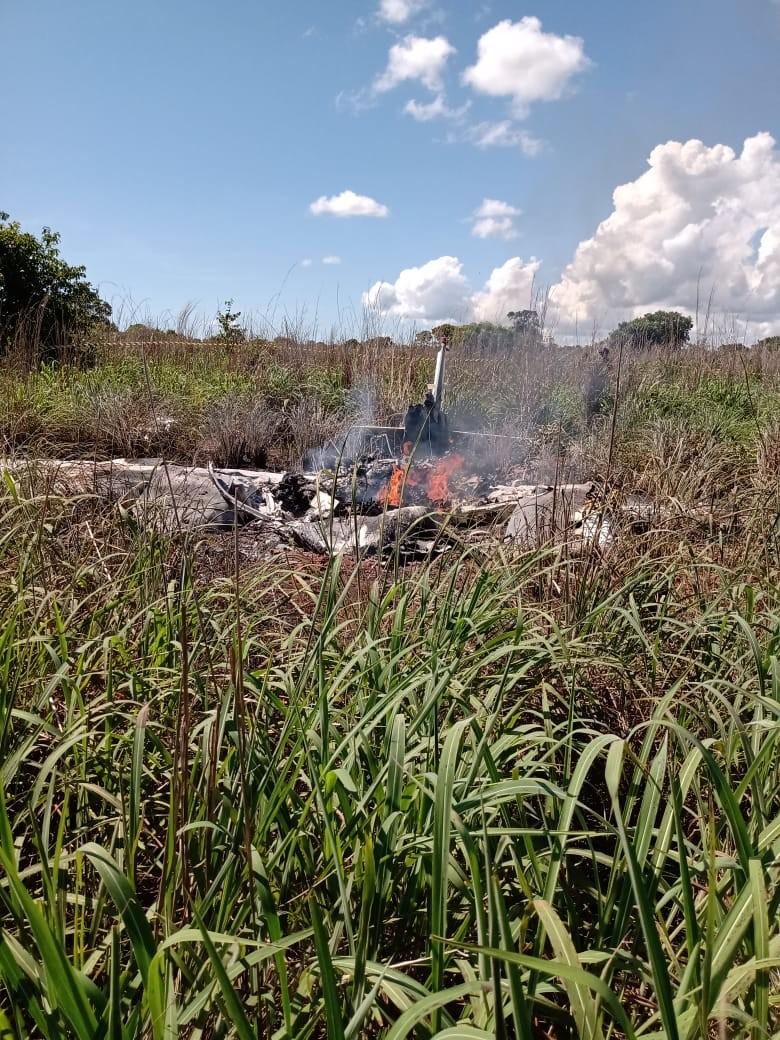 Aeronáutica envia equipe para investigar acidente de avião com parte da equipe do Palmas