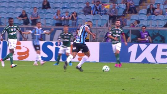 Atuações do Palmeiras: Dudu desequilibra no primeiro tempo, mas Palmeiras volta a ceder empate