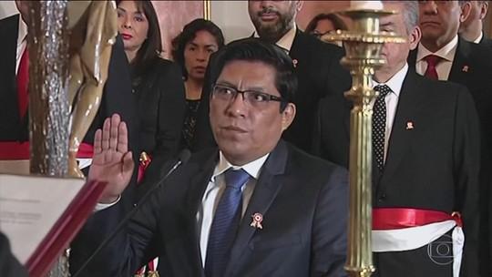 Congresso peruano aprova destituição de cúpula do judiciário do país