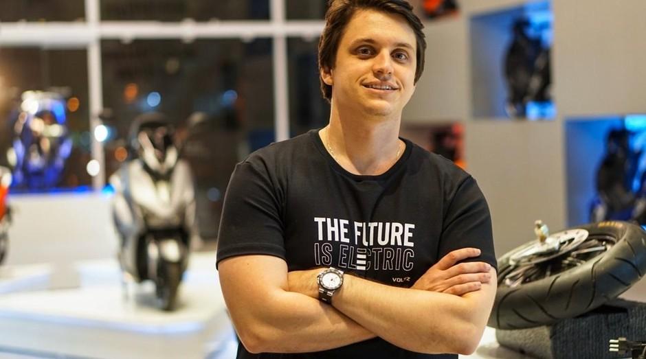 Renato Villar, fundador da Voltz (Foto: Divulgação)