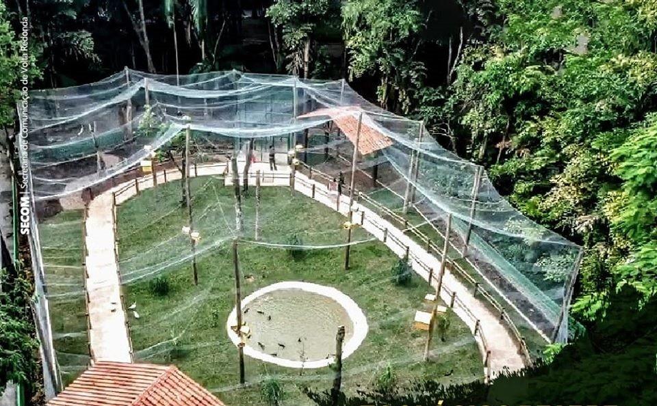 Zoológico de Volta Redonda será reaberto com novas atrações e regras de higiene