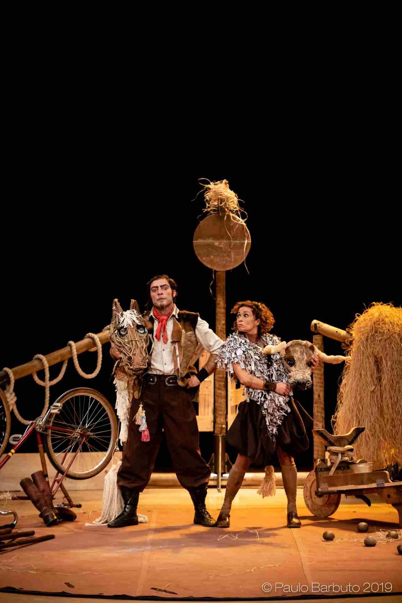 Espetáculo circense 'Rústico' será apresentado em Sorocaba