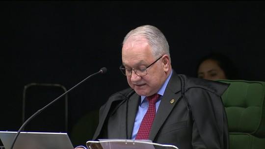 Fachin descarta corrupção, mas vota por condenar Gleisi Hoffmann por caixa dois