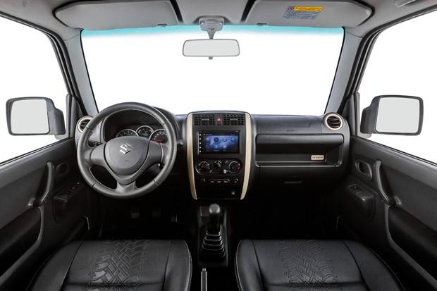 Suzuki Jimny Desert (Foto: divulgação)