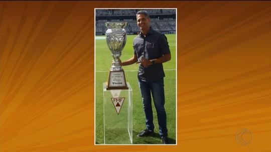 #Tbt relembra sucesso de Rodrigo Santana pela URT antes de comandar o Atlético-MG