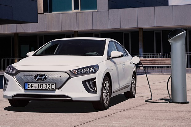 Ioniq é um dos veículos sutentáveis da Hyundai  (Foto: Divulgação)