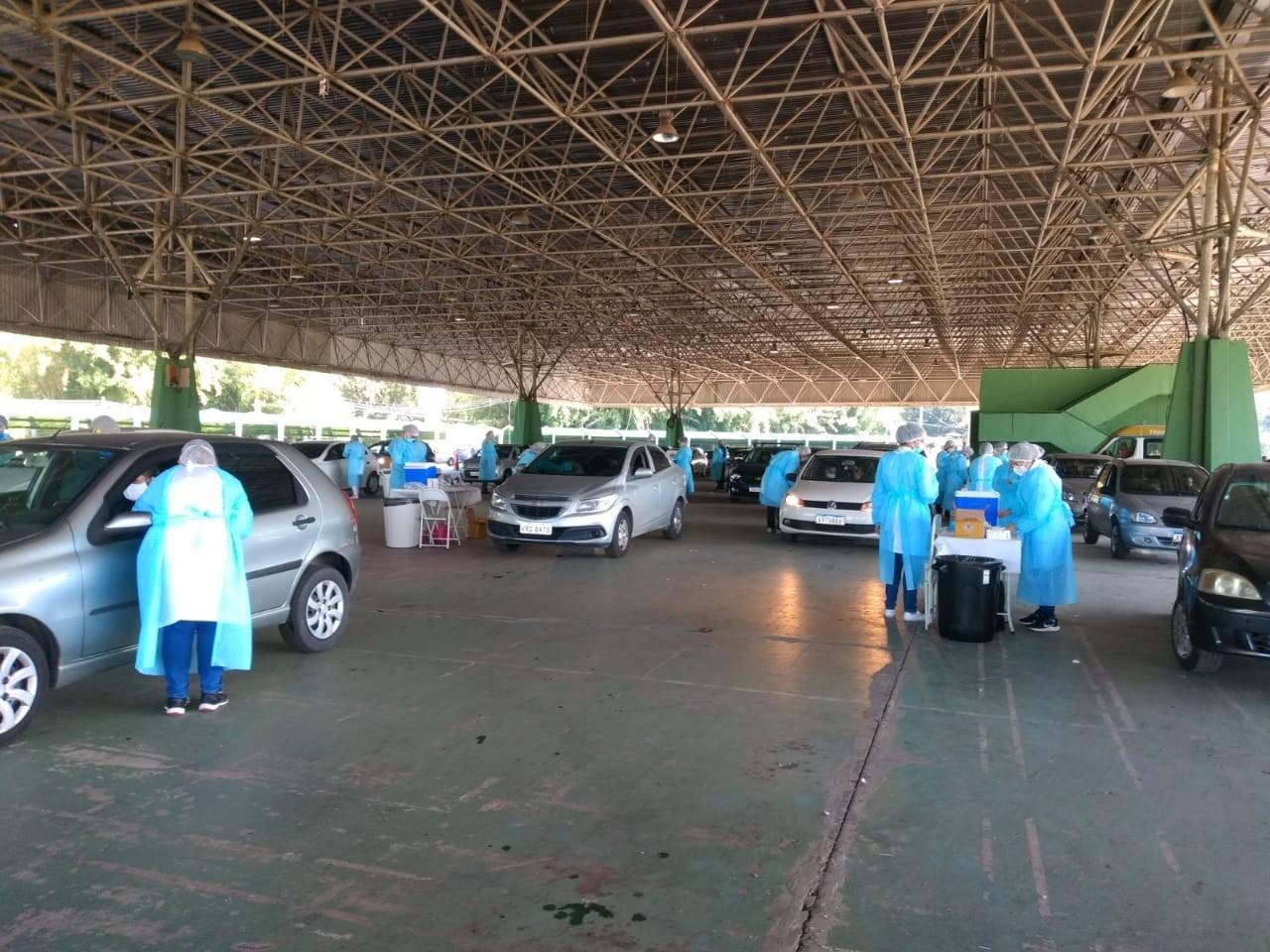 Volta Redonda começa vacinação de pessoas sem comorbidades neste sábado