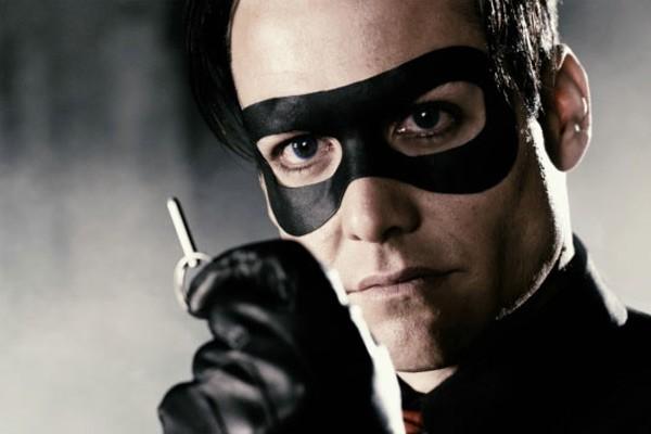 O heróis mascarado em The Spirit - O Filme (2008) (Foto: Reprodução)