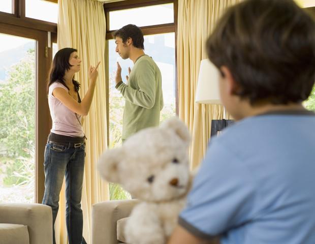 Separação: como contar aos filhos? (Foto: Thinkstock)