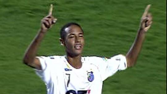 """""""Desafio dos 10 anos"""": como era o Santos dez anos atrás?"""