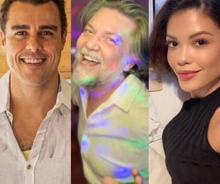 Famosos como Joaquim Lopes, Kiko Mascarenhas e Vitória Strada adotaram novos hábitos na pandemia. Confira a seguir | Reprodução