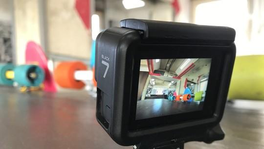 GoPro Hero7 Black transmite ao vivo e tem superestabilizador; veja teste