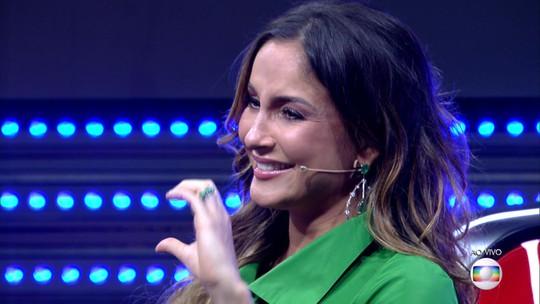 Escolhida por Claudia Leitte e pelo público, Luiza Barbosa está na final do 'The Voice Kids'