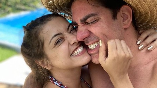 Marcelo Adnet sobre espera pela primeira filha em meio à pandemia: 'Ressignifica o momento, dá esperança'