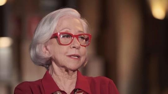 'A insegurança te alimenta', diz Fernanda Montenegro sobre atuar no teatro