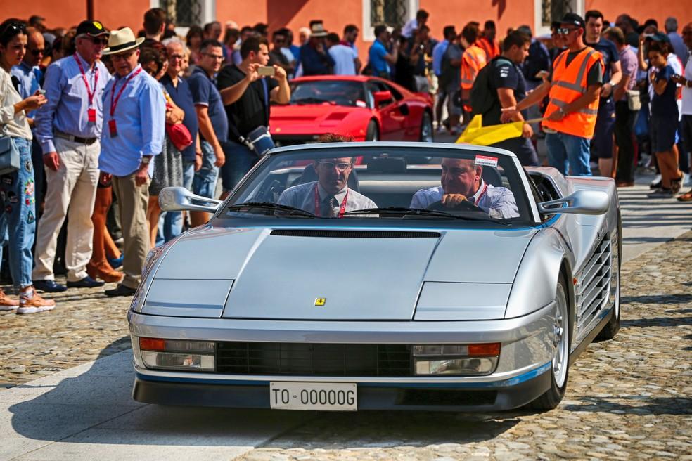 Ferrari comemora 70 anos (Foto: Divulgação)