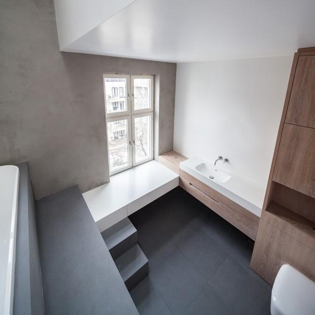 Um loft que aproveita sua verticalidade (Foto: Simon Kennedy & Inger Marie Grin)