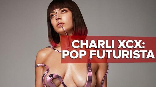 Charli XCX faz pop futurista e promove anarquia eletrônica em 'Charli'; G1 Ouviu