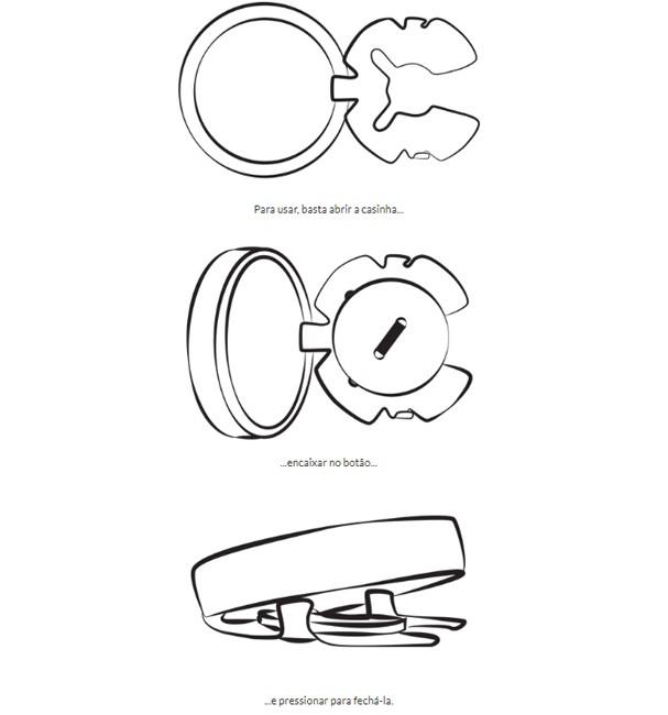 Tutorial do botão Canapé (Foto: Reprodução)