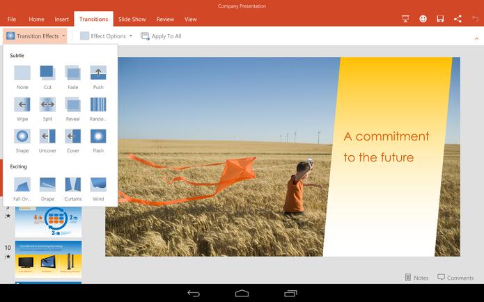 Microsoft libera programas do Office para iPhones, iPads (Foto: Divulgação/Microsoft)