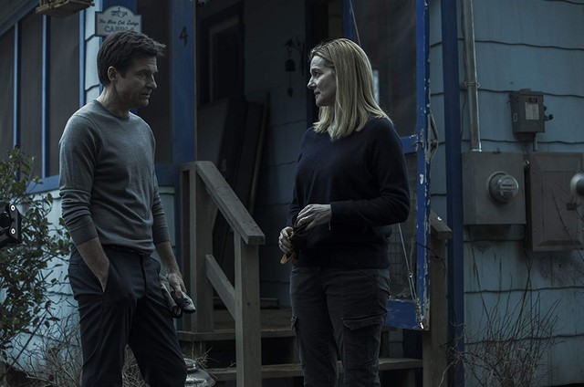 Jason Bateman e Laura Linney em 'Ozark' (Foto: Reprodução)