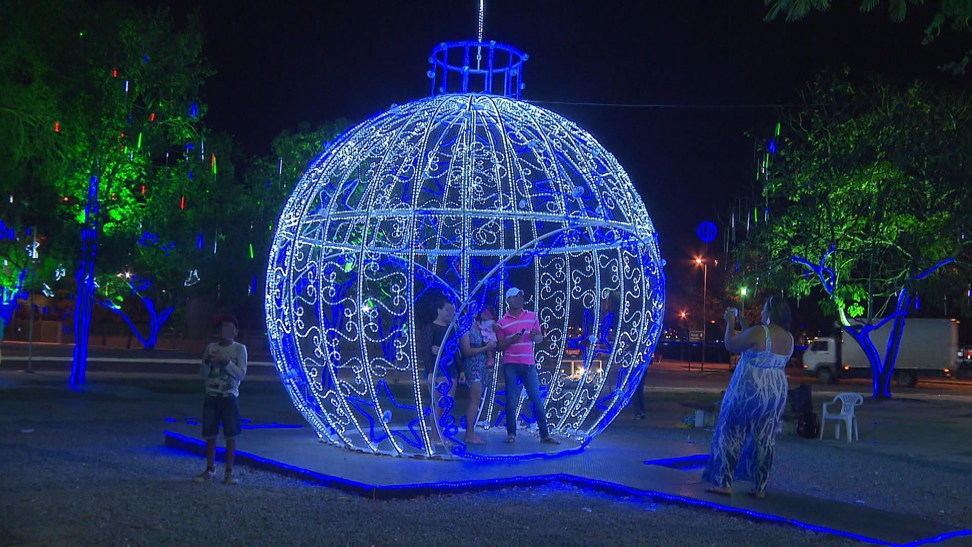 Natal Iluminado de Campina Grande vai ter início em novembro, confirma STTP