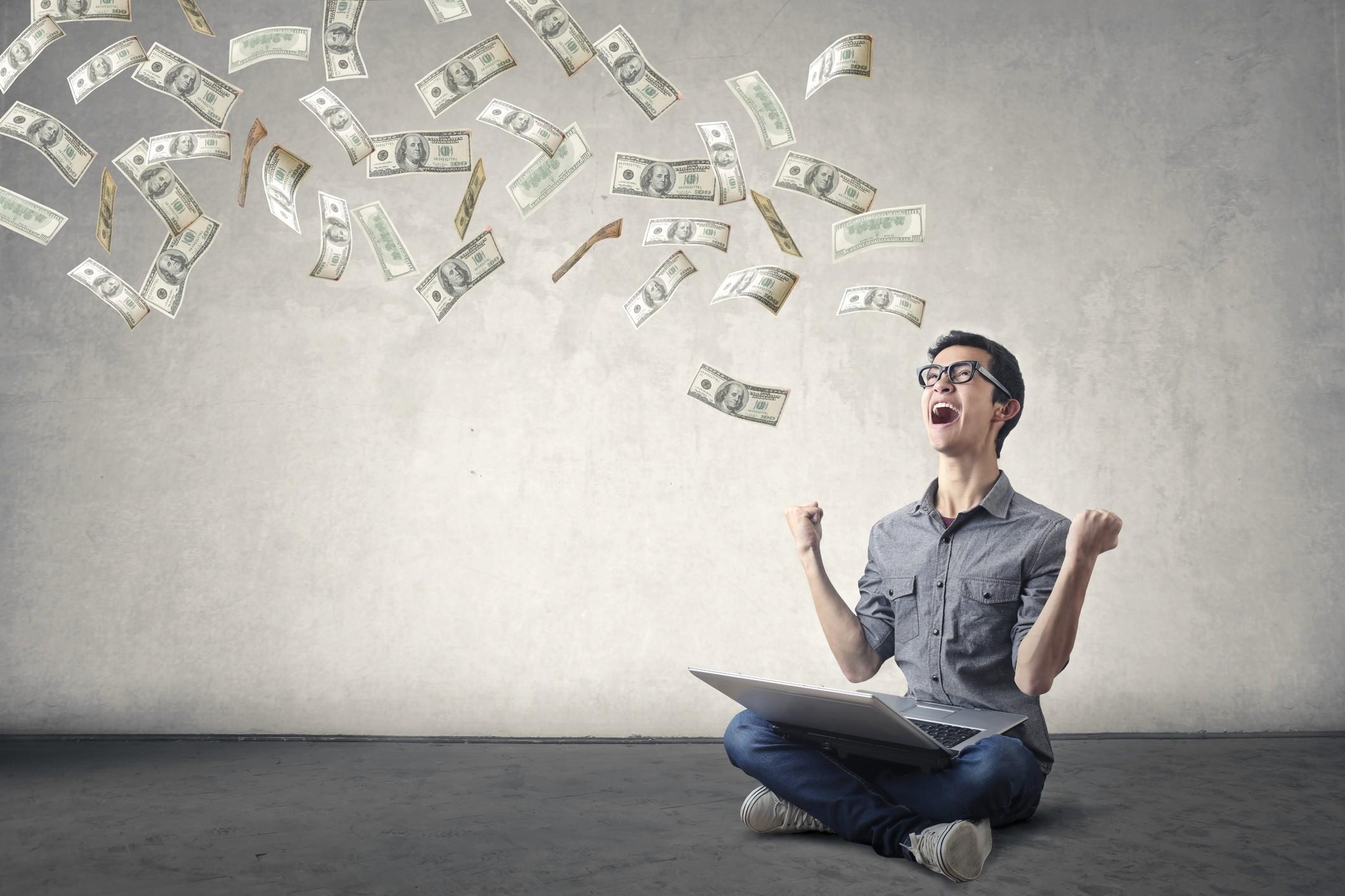 Dinheiro ; felicidade ; investimento ; (Foto: Thinkstock)