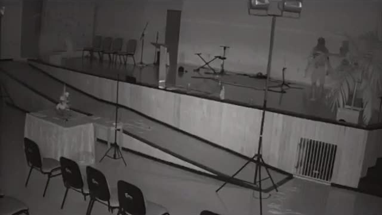 Bandidos arrombam igreja evangélica e roubam instrumentos musicais em cidade do RN