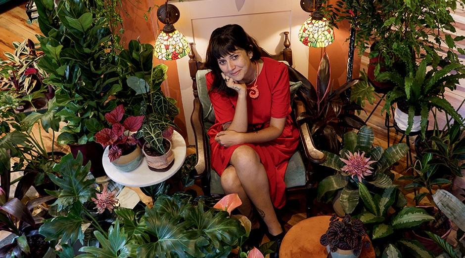 Patrícia Belz, da Borealis: acessórios e plantas ornamentais de cultivo simples  (Foto: Divulgação)