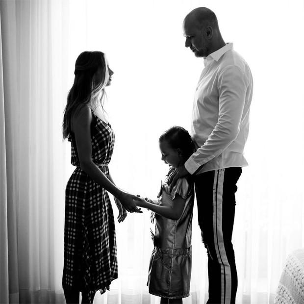 Fernando, Isabella e Brenda Scherer (Foto: Reprodução / Instagram)