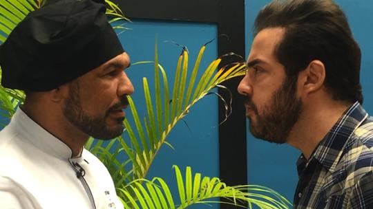 Fernando Ceylão relembra trajetória no 'Super Chef'