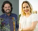 Felipe Camargo e Letícia Colin | TV Globo