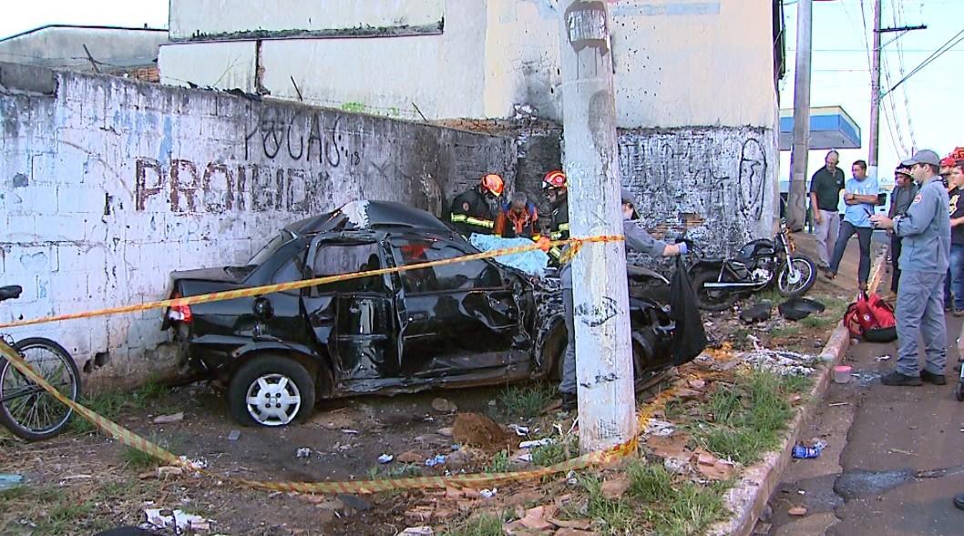PM diz que motorista estava bêbado ao atropelar jovem e matar motociclista em Ribeirão Preto - Noticias
