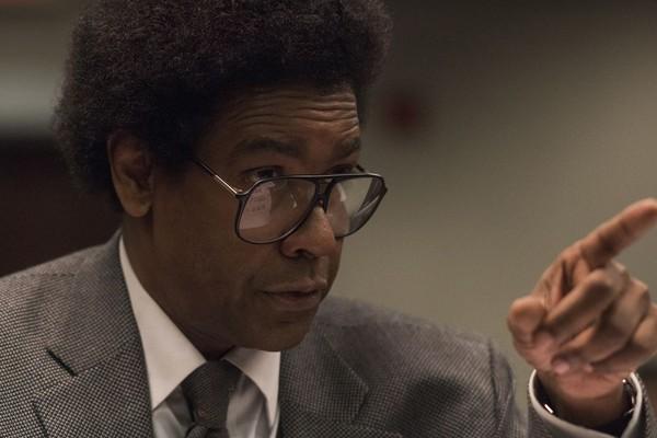 O ator Denzel Washington  (Foto: Reprodução)