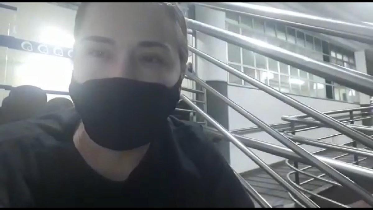 Covid-19: ocupação máxima de UTIs gera alerta em Uberlândia e moradora desabafa em vídeo após buscas por atendimento: 'Comecei a chorar de medo'