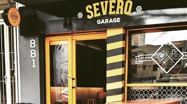 Severo Garage, rede de hamburguerias gaúcha (Foto: Divulgação)