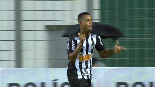 Assista aos gols de Atlético-MG 2 x 0 Tupi