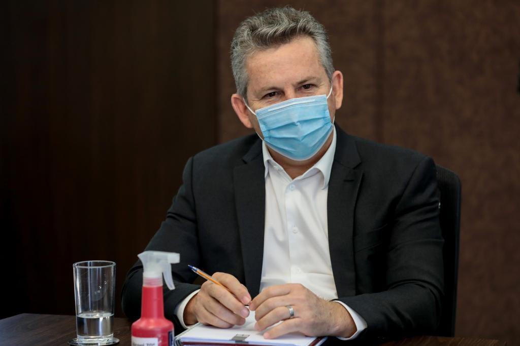 Governador de MT viaja à Europa nesta 3ª para participar da COP26 na Escócia