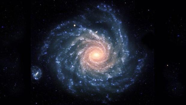 Via Láctea tem estrelas de disco a distâncias do centro duas vezes maiores que a do Sol (Foto: Divulgação / ESO)