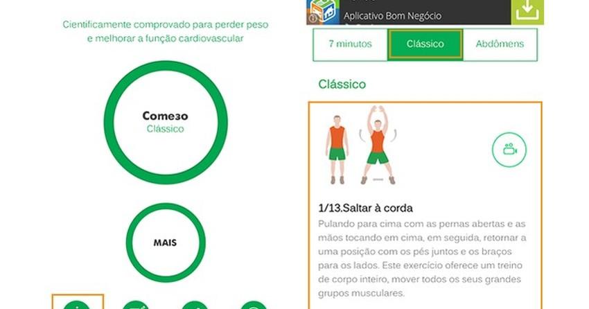 Confira como usar 7 Minutos Treino, app 'personal trainer' para Android