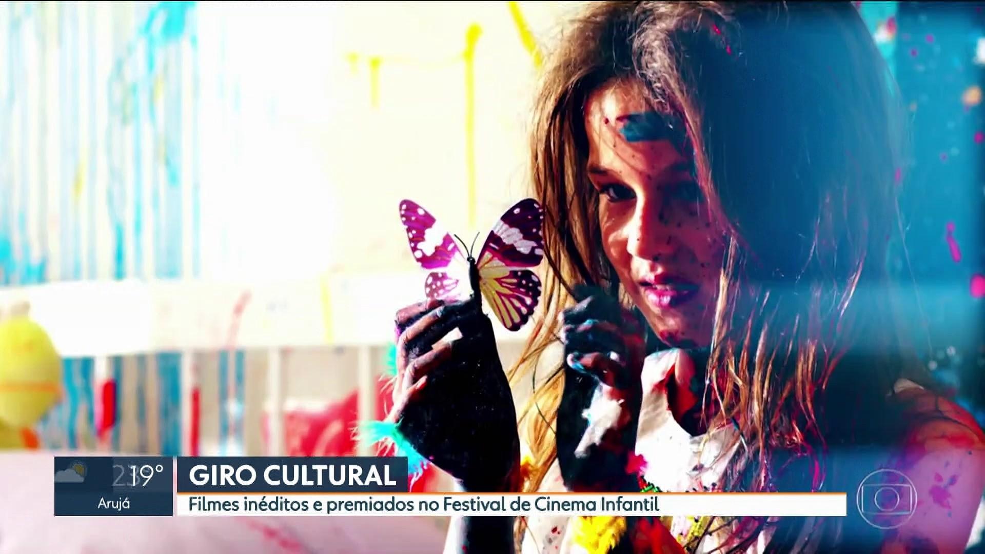 Giro cultural: SP tem festival de cinema infantil e shows de veteranas