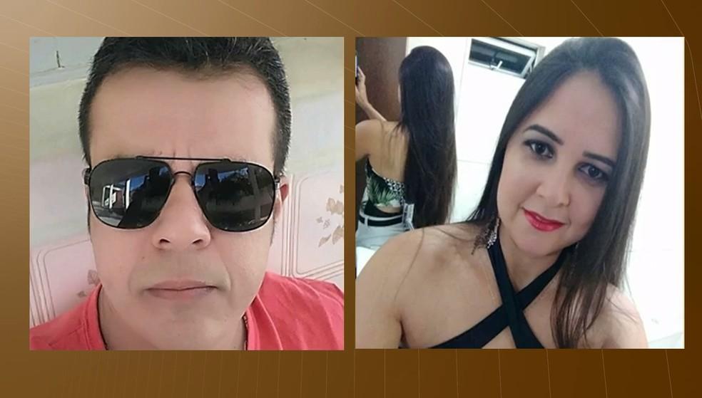Policial matou ex-mulher e foi encontrado morto após crime em Patos, Sertão da Paraíba, diz polícia (Foto: Reprodução/TV Cabo Branco)