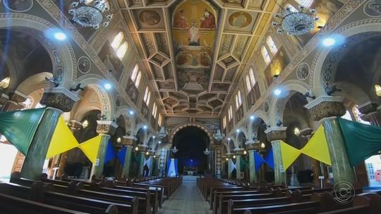 Conheça a história da Basílica Menor de Nossa Senhora da Conceição Aparecida de Rio Preto