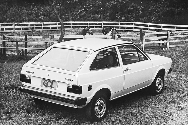 Volkswagen Gol 1980 (Foto:  Divulgação)