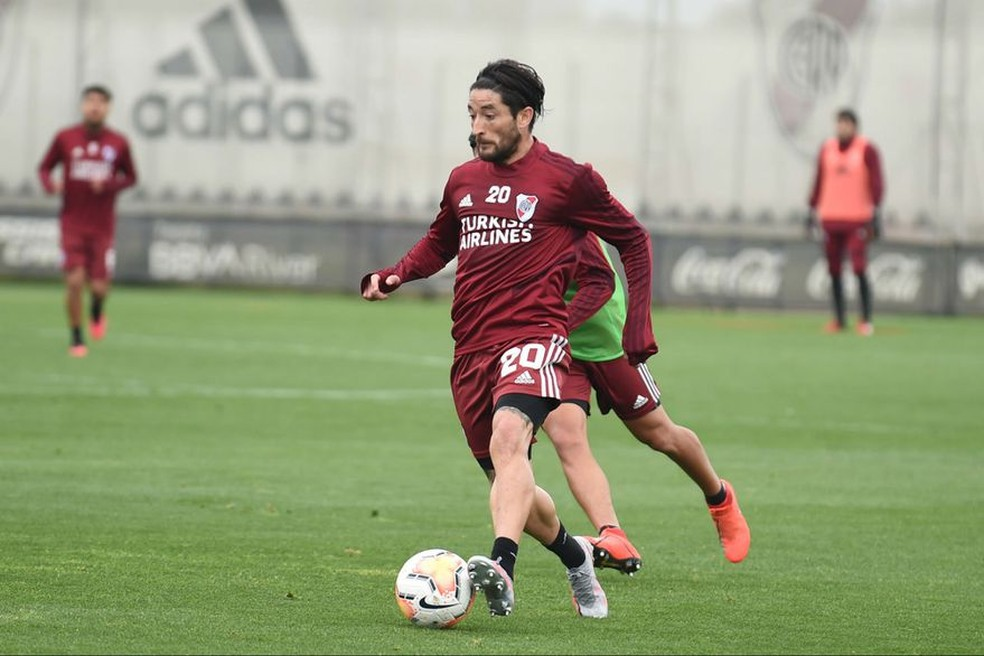 Conmebol nega pedido, e River Plate deve ter jogador de linha como goleiro contra o Santa Fe